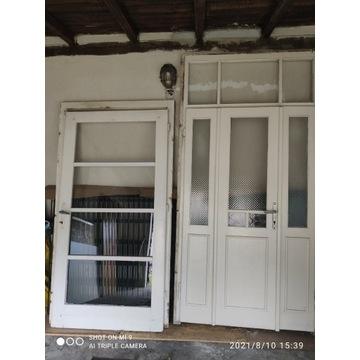 Drzwi x2
