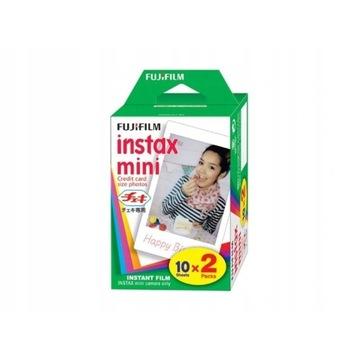 Wkłady FUJIFILM Instax Mini Glossy 20 sztuk