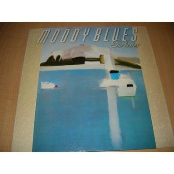 MOODY BLUES - SUR LA MER - LP