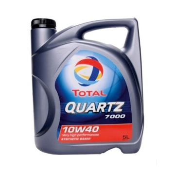 OLEJ TOTAL- 10W40 QUARTZ 7000 5L