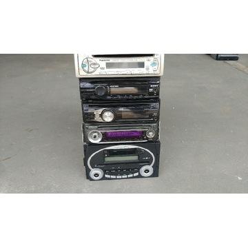 Zestaw radii samochodowych