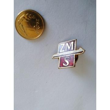 Odznaka ZMS