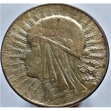 II RP 5 zł 1932 r zzm p50