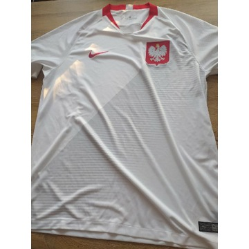 Koszulka Nike L Polska 2018 Stadium Home 893893