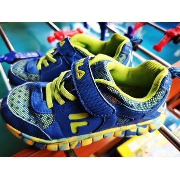 Sportowe Fila buty dla dziecka r. 30
