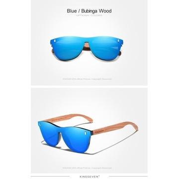 Okulary Przeciwsloneczne UV 400 Kingseven