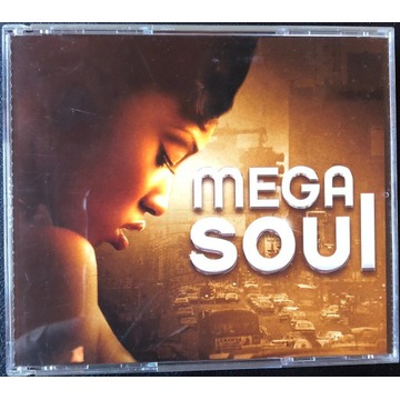 The Mega Soul Collection 4CD BOX