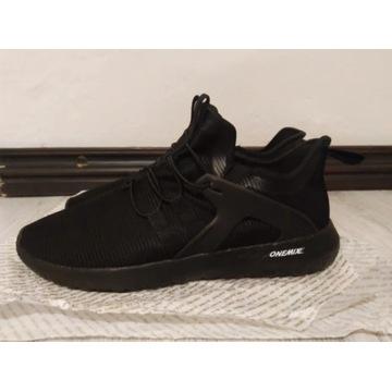 NOWE Onemix buty męskie czarna podeszwa 44 mesh