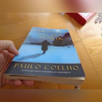 Paolo Coelho Veronika decide mo po hiszpańsku BDB