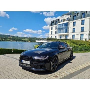 Audi A6 RS6 sedan