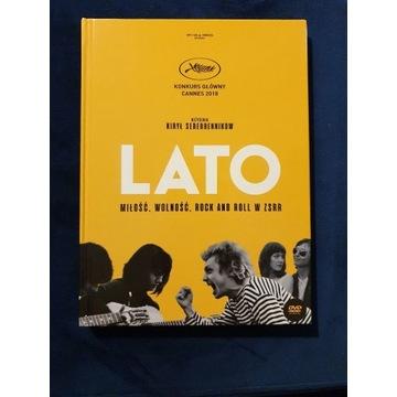 "Film DVD ""Lato"" reż. Kirył Serebrennikow"