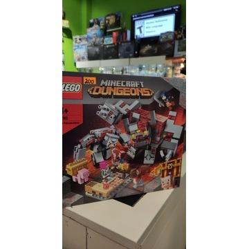 KLOCKI LEGO MINECRAFT DUNGEONS 21163 (nowa)