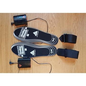 ALPENHEAT ogrzewane wkładki do butów
