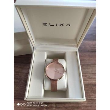 Zegarek Elixa różowe złoto