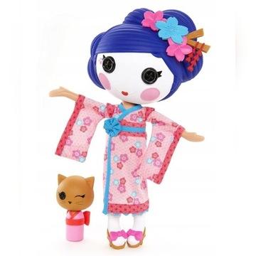 Lalaloopsy Yuki Kimono geisha Japonka gejsza lalka