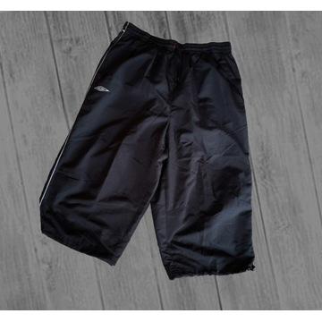 Spodenki Umbro spodnie capri męskie szybkoschnące