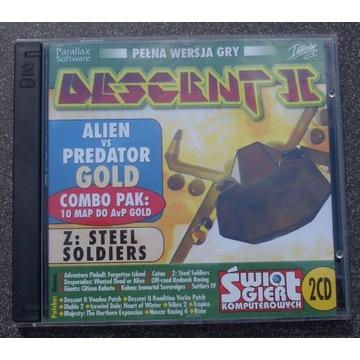 Descent II - pełna wersjea