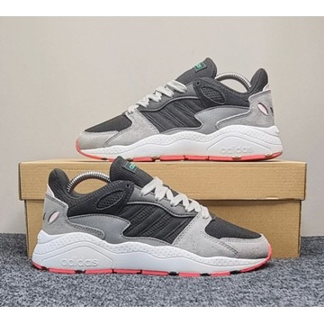 Adidas - Crazychaos Black Grey White Pink R.38