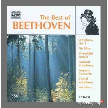 Beethoven - The Best Of Beethoven (CD) (1997) EU