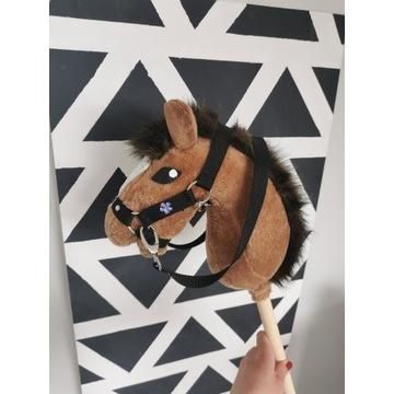 Koń Hobby Horse na kijku - Muffinka