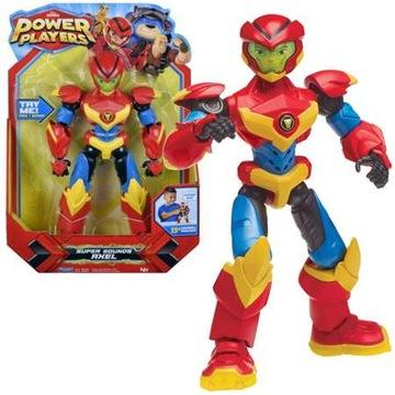 Power Players Axel Figurka z dźwiękiem