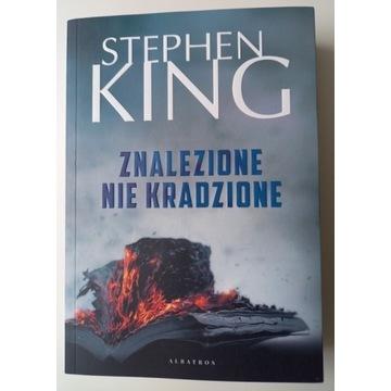 Stephen King - Znalezione nie kradzione