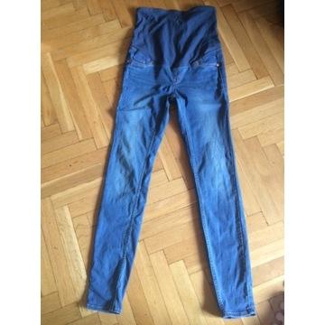 Spodnie ciążowe H&M Mama, r. 38