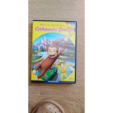 Film VCD Ciekawski George