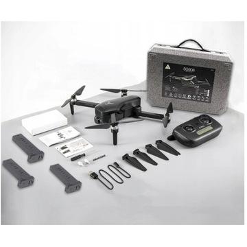 Dron SG906 PRO GPS WiFi 4k Gimbal 3x BATERIA 1200m