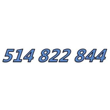514 822 844 STARTER ORANGE ŁATWY ZŁOTY NUMER