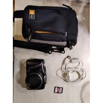 Aparat Canon SX130 IS, torba, karta Kingston 32GB