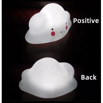 Lampka chmurka dla dzieci