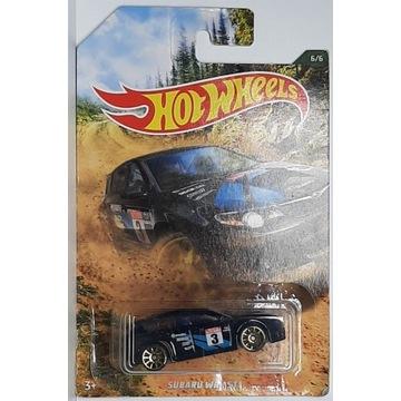 Hot Wheels - Subaru Impreza WRX STi 1:64