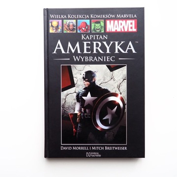 Kapitan Ameryka. Wybraniec – WKKM 31