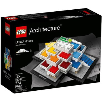 LEGO 21037 Architecture - LEGO House