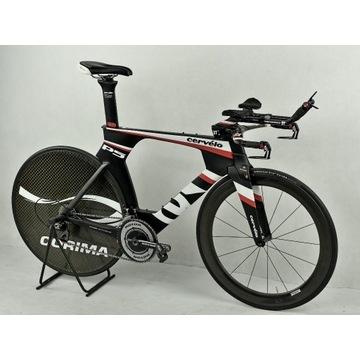 Rower czasowy triathlonowy CERVELO P5 rozmiar L 56