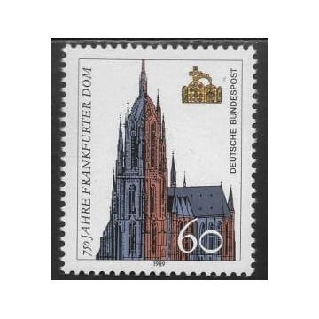 RFN 750 lat katedry we Frankfurcie