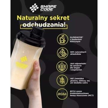 Odchudzanie SHAPE CODE Slim Shake 25g