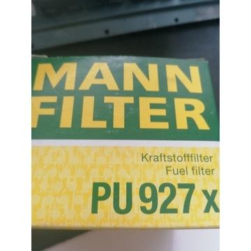 MANNFILTER PU927x filtr paliwa   citroen,ford,fiat