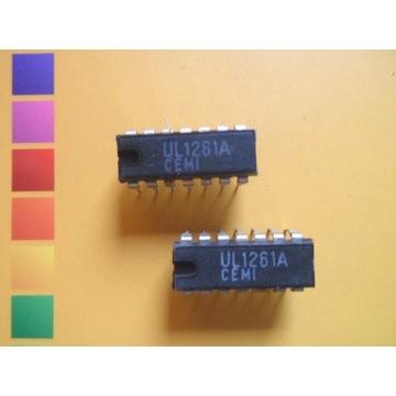 UL1261A = TBA940 Generator odchylania pozioego