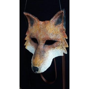 maska lis /mask fox