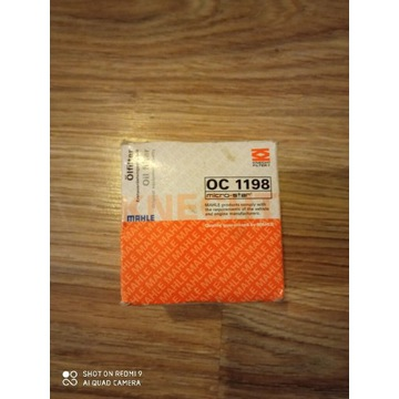 Nowy filtr oleju Knecht OC 1198