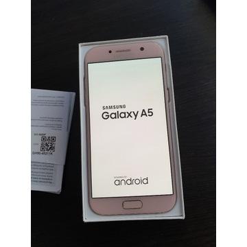 Świetny Galaxy A5 2017 różowy