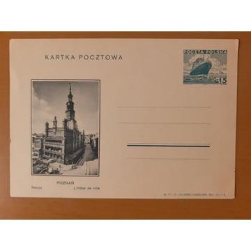 Karta pocztowa czysta bardzo dobry stan