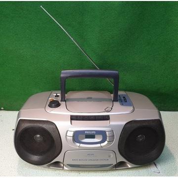 Radiomagnetofon Philips AZ 1010