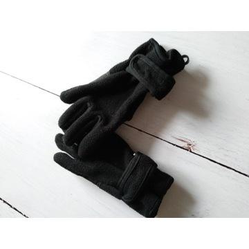 Rękawiczki chłopięce Czarne H&M 122/128