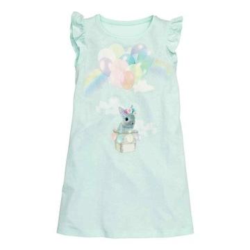 H&M piżama / koszula nocna 134 140