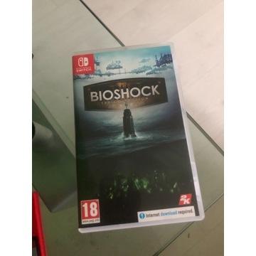 Switch Bioshock The Collection bez ceny minimalnej