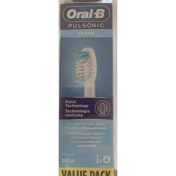 Końcówki szczoteczki Oral-B Pulsonic clean