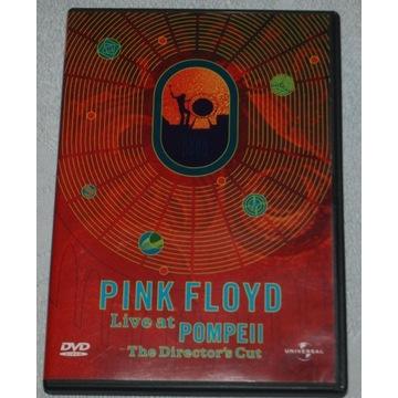 Pink Floyd LIVE AT POPEII DVD